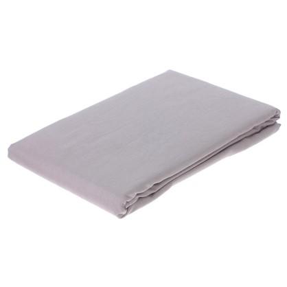 Простыня 1.5-спальная String 160х220 см сатин