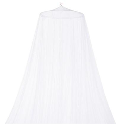 Противомоскитный полог для кровати 85х25 см цвет белый