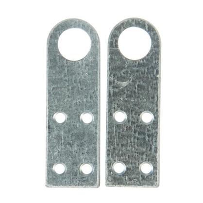 Проушина для замка прямая Pzp 90х30х2 мм 2 шт.