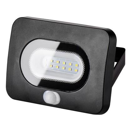 Прожектор светодиодный сенсорный 10 Вт 800 Лм 5500 K IP65