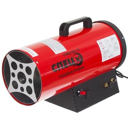 Газовая тепловая пушка 17 кВт в
