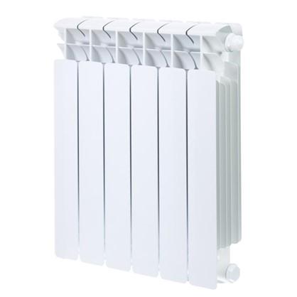 Биметаллический радиатор RIFAR В 500 6 сек нижнее подключение