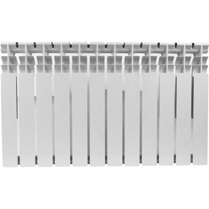 Биметаллический радиатор Monlan 500/80 12 секций