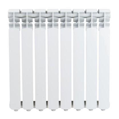 Алюминиевый радиатор Monlan 500/70 8 секций