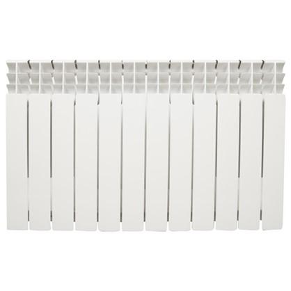 Алюминиевый радиатор Monlan 500/96 12 секций