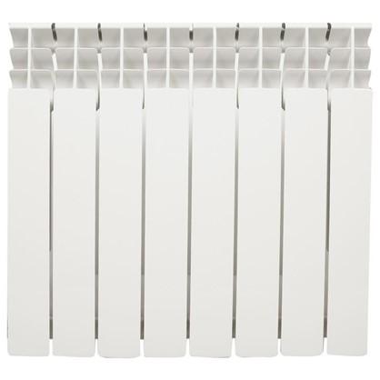 Алюминиевый радиатор Monlan 500/96 8 секций