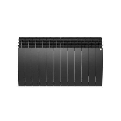 Биметаллический радиатор Royal Thermo BIliner 500/12 Noir Sable