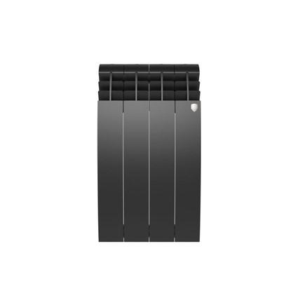 Биметаллический радиатор Royal Thermo BIliner 500/4 Noir Sable