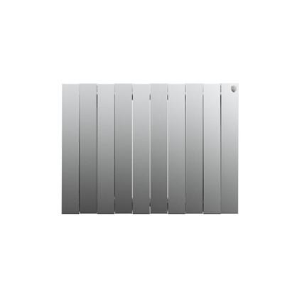 Биметаллический радиатор Royal Thermo Pianoforte500/10 Silver Satin