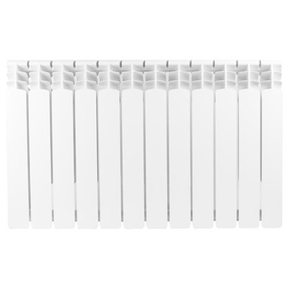 Алюминиевый радиатор Тепломир 500/96 12 секций