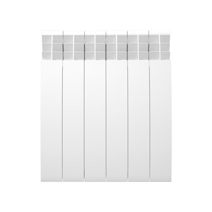 Биметаллический радиатор Vittoria плюс 87/500 6 секций