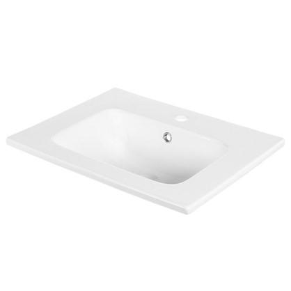 Раковина для ванной Эйфория 60 см эмалированная керамика