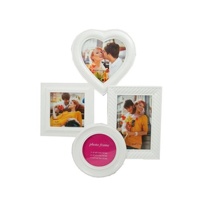 Рамка для фото семейная 4 фото OKP029