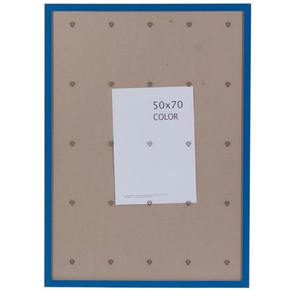 Рамка Inspire Color 50х70 см цвет синий