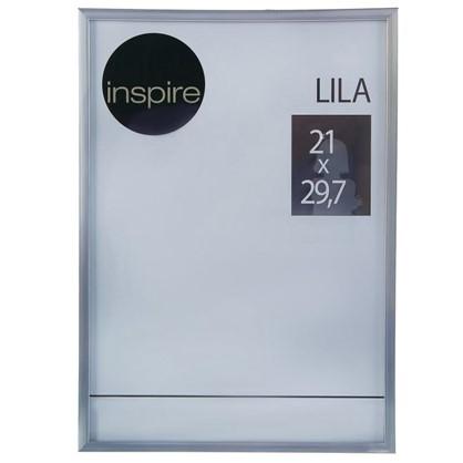 Рамка Inspire Lila 21x29.7 см цвет серебро