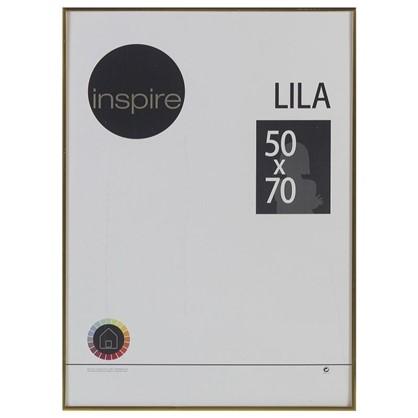 Рамка Inspire Lila 50х70 см цвет золото