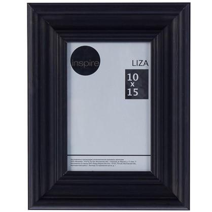 Рамка Inspire Liza 10x15 см цвет черный