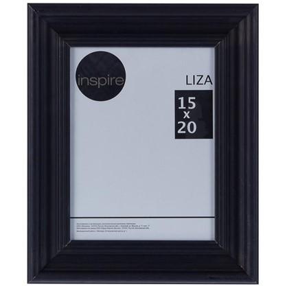 Рамка Inspire Liza 15x20 см цвет черный