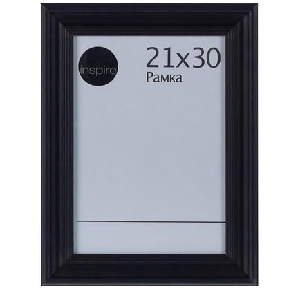 Рамка Inspire Liza 21х30 см цвет черный