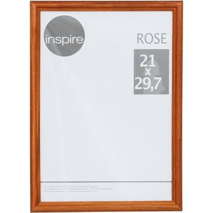 Рамка Inspire Rose 21х30 см дерево цвет коричневый