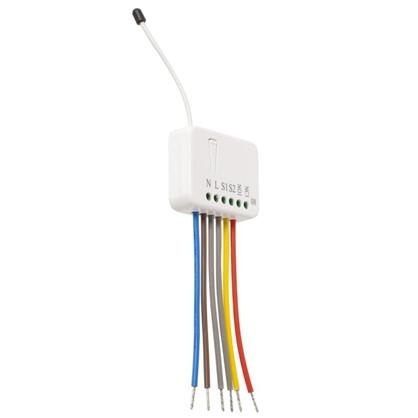 Реле для управления воротами/рольставнями Rubetek evo 869 МГц IP20