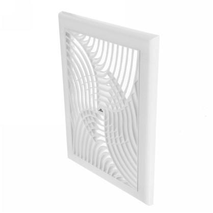 Решетка вентиляционная Awenta TX3 190х260 мм цвет белый