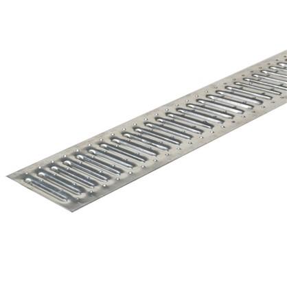 Решетка к каналам DN100 стальной
