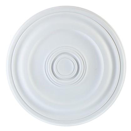 Потолочная розетка 40.3 см DM-0402 полиуретан