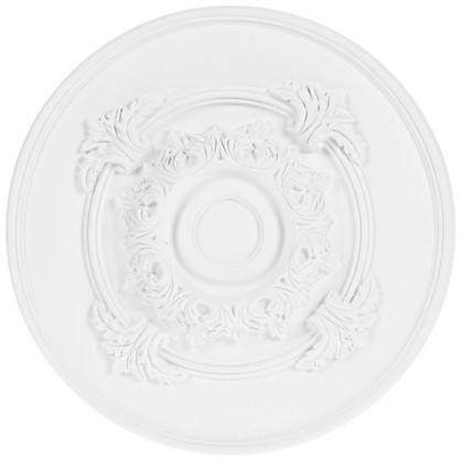 Потолочная розетка полиуретановая DM 0361 d 35 см