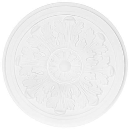 Потолочная розетка полиуретановая М63 D 32.5 см