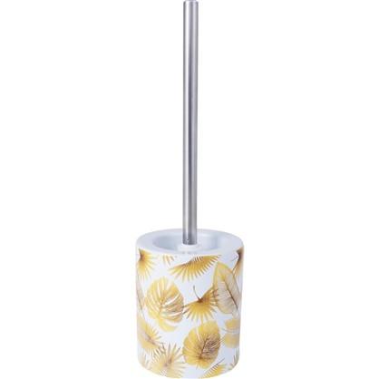 Ершик для унитаза напольный Leafage керамика