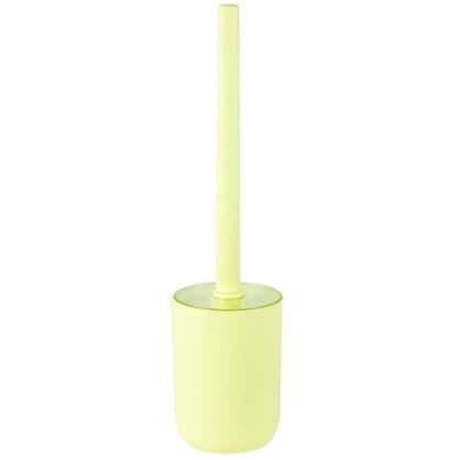 Ершик для унитаза напольный Vidage Parma пластик цвет зелЕный