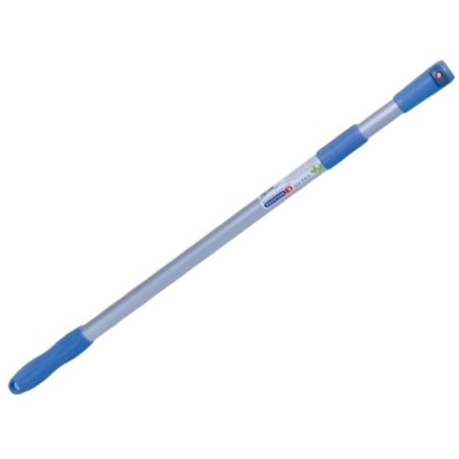 Ручка алюминиевая телескопическая для сменных насадок 80-140 см