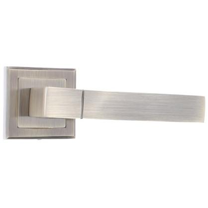 Ручка дверная на розетке FTZ25-E88-A цвет бронза
