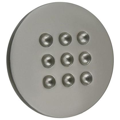 Ручка-кнопка Boyard RC011SN металл цвет матовый никель