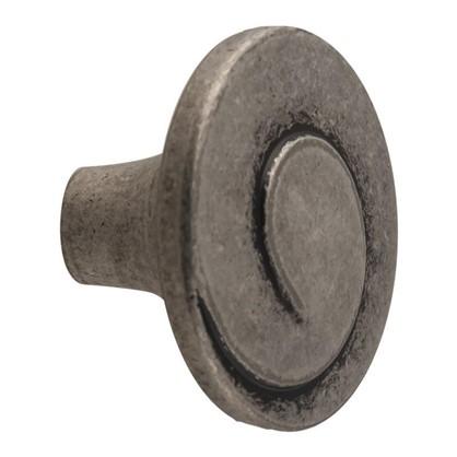 Ручка-кнопка Boyard RC406BAZ металл цвет глянцевый хром