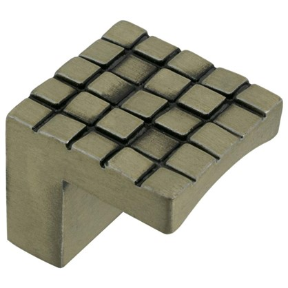 Ручка-кнопка Kerron RK-019 BA металл цвет бронза