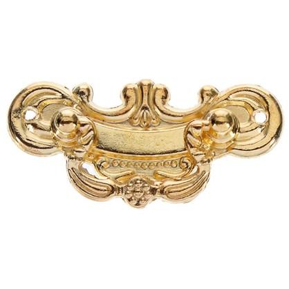 Ручка мебельная декоративная 2170 30х50 см цвет золото 2 шт.