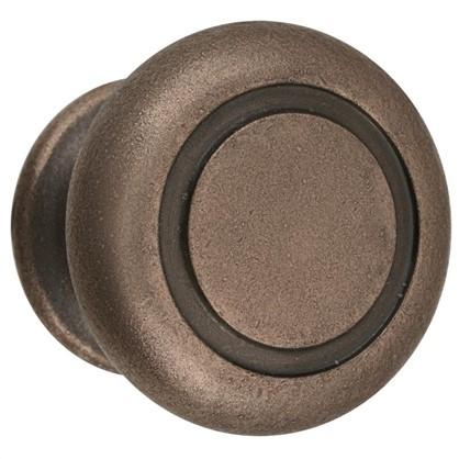 Ручка мебельная Nesu 06720 25 мм металл цвет медь