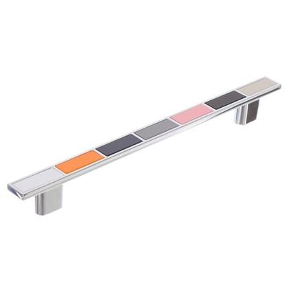 Ручка-скоба Boyard RS282CP/MC7.4 192 мм металл цвет глянцевый хром
