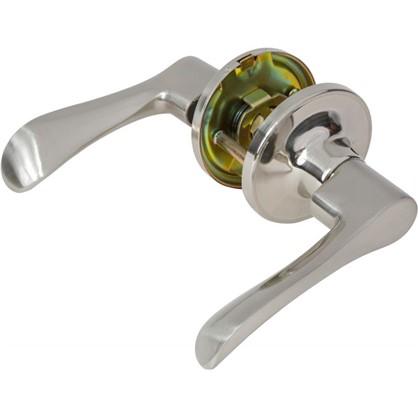 Ручка-защелка 3201 SN PS без запирания цвет матовый никель