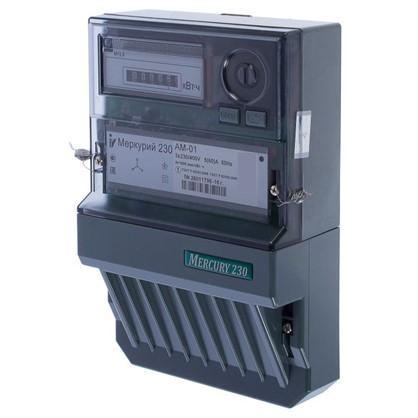 Электросчетчик Меркурий 230 АМ-01 трёхфазный