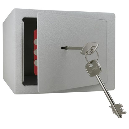 Сейф мебельный ключевой замок 4 л.