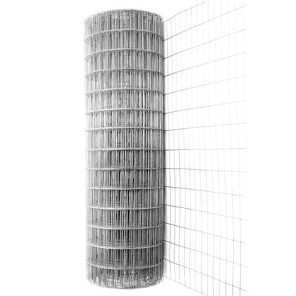 Сетка оцинкованная размер ячейки 75х100 мм размер сетки 1.5х15 м