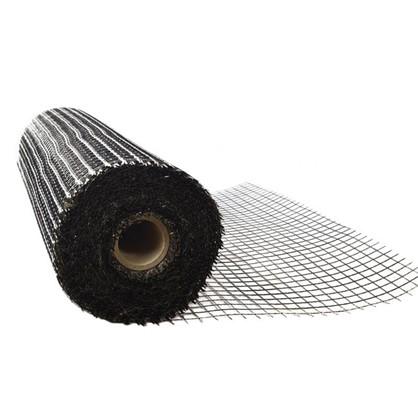 Сетка строительная базальтовая 25x25 мм 25 м