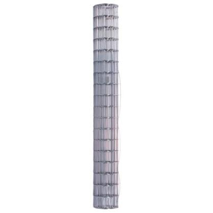 Сетка сварная оцинкованная 75x100 мм/1.8x15 м