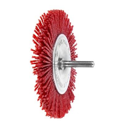 Щетка для дрели дисковая Dexter 100 мм нейлоновая