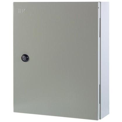 Щит металлический IEK ЩРн-24з-0 74 У2 IP54