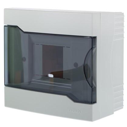 Щит пластиковый Лезард ЩРН-П-4 на 4 модуля