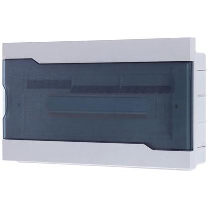 Щит пластиковый Лезард ЩРВ-П-18 на 18 модулей